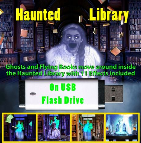 HAUNTED LIBRARY VOLUME #2